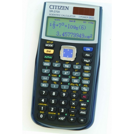 Citizen SR-270X